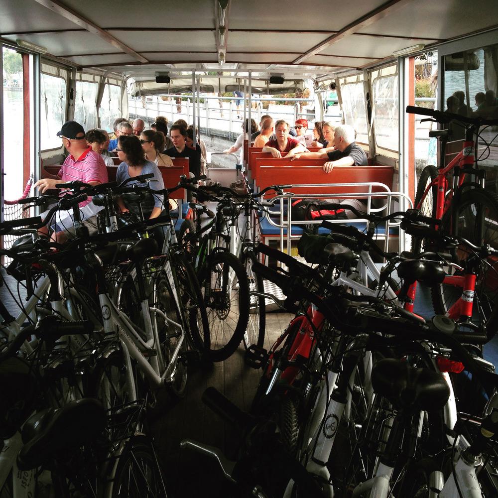 monte isola bus